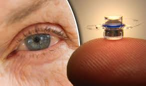 What Causes Eye Blindness Eye Implant Made Available On Nhs Can Reverse Effects Of Blindness