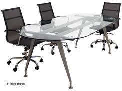 Frosted Glass Conference Table Glass Top Conference Tables In Stock Free Shipping