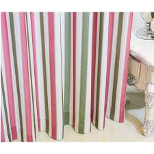 Pink Striped Curtains Pink And Green Curtains 100 Images Sumptuoussilk Green Pink