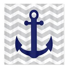 Nautical Bathroom Curtains Enchanting Nautical Bathroom Curtains Decor With Top 25 Best Navy