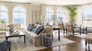 beach theme living room interior design transitional beach themed living room with white