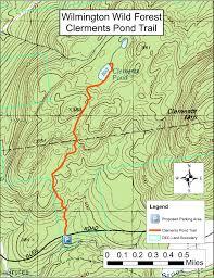 Adirondack Mountains Map Adirondack Life Article New Trails In Keene And Jay Adirondack