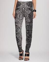 edge rib knee sweatpants casual chic and designers