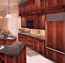 cherry maple kitchen cabinets raised panel door rta all wood