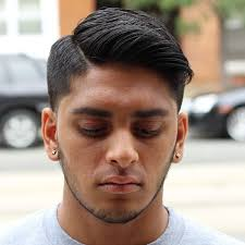hair under cut with tapered side get this hairstyle regular cut with tapered sides and side part