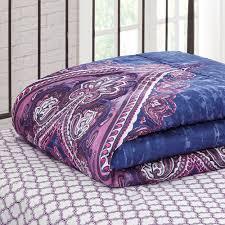 Mainstay Comforter Sets Purple And Blue Bedding Sets Ktactical Decoration