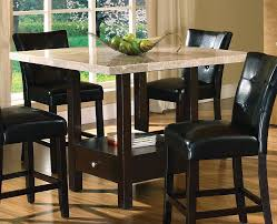 Tall Kitchen Tables by Dining Tall Kitchen Table Sets Tall Dining Table Cheap