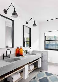 Black Bathroom Fixtures Black Faucets For Bathroom Jannamo