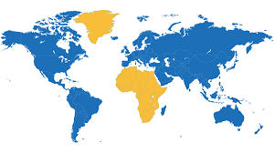 True World Map by Blog Elm Funds