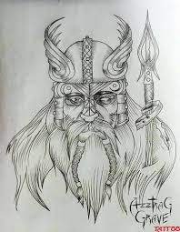 odin design odin by azztrag grave on deviantart