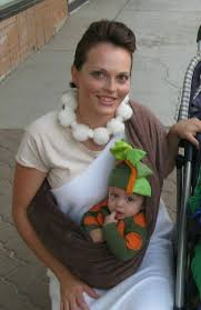 Potato Sack Creative Baby Halloween 53 Babywearing Costumes Images Costumes Baby