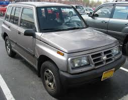 1997 geo tracker information and photos zombiedrive