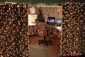 Office Cubicle Decorating Ideas Cubicle Christmas Decorating Ideas Get Enhanced With Cubicle