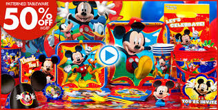 mickey mouse clubhouse party supplies mickey mouse party supplies mickey mouse birthday ideas party