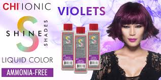 the fall 2017 violet collection has arrived chi hair care hair