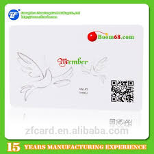 Business Card With Qr Code Business Card With Wechat Qr Code Buy Business Card With Wechat