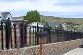 iron fence panels fashionable in any design u2014 peiranos fences