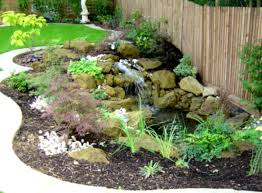 Simple Backyard Landscaping Ideas by Simple Landscaping Ideas Backyard For Contemporary Home Homelk Com