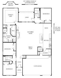 Dh Horton Floor Plans Dr Horton Destin Floor Plan Home Design Inspirations