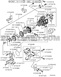 wiring diagram mitsubishi parts online catalog 113 010d00052t