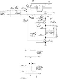 the lee company lee solenoid valve drive circuit schematics