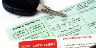 si e auto obligatoire doit on obligatoirement signer sa vignette verte d assurance