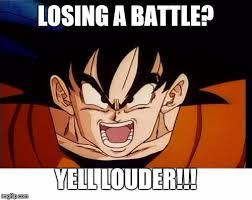 Goku Memes - crosseyed goku memes imgflip