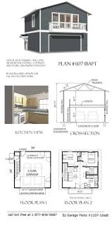 1 car garage apartment plans amazing house plans