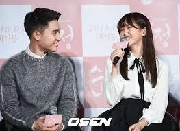 film drama korea pure love d o and kim so hyun anticipate the audience s reaction to their