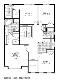 most popular floor plans plan of tamarack s oxford model one of its most popular plans in