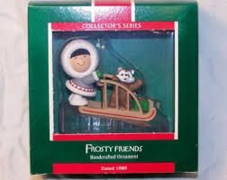 frosty friends etsy