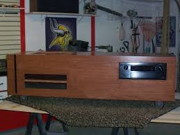 hand crafted cherry stereo cabinet by woods by designs