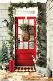 christmas decorations front door doors porch pictures pinterest