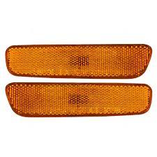 yellow lexus suv autoandart com 99 03 lexus rx300 suv new pair set front signal