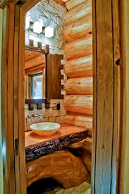 Log Cabin Bathroom Decor by Bathroom Bathroom Decor With Bathroom Inspiration Also Bathroom