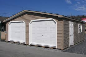 1 Car Prefab Garage One Car Garage Horizon Structures 24x24 Garage Descargas Mundiales Com