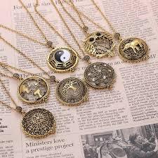 vintage glass crystal necklace images Aura arrowhead quartz crystal pendant necklace jpg