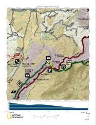 Appalachian Trail Virginia Map by At Cedarcliffs Jpg