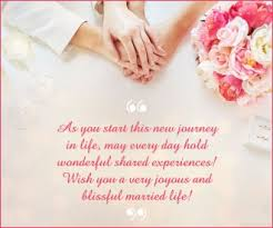 happy wedding message newly wedding marriage wishes greeting message card