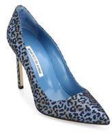 Blue Leopard Print Blue Leopard Print Shoes Shopstyle Uk
