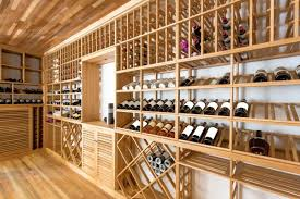 Temperature Controlled Wine Cellar - cold craft protect your wine collection wine cellar
