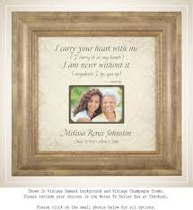 remembrance picture frame memorial frame in memory of frame memorial picture frame