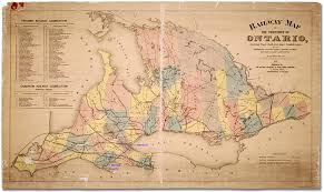Hamilton Ontario Map The Nine Hour Movement How Civil Disobedience Made Unions Legal