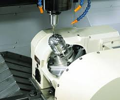 rotary table for milling machine get five axis machining on a three axis vmc production machining