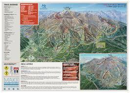 Mammoth Map Mountain Biking Mammoth Mountain Tahoe Fabulous