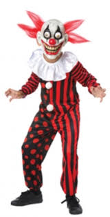 Evil Clown Halloween Costume Clown Costumes Clown Halloween Costumes Kids