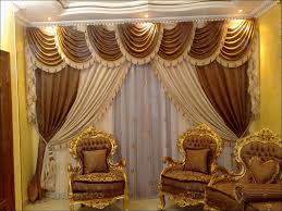interiors fabulous grey walls gold curtains grey living room