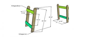 Woodworking Plans Coffee Table Legs by Free Woodworking Plans To Build A Fabulous Folding Table The