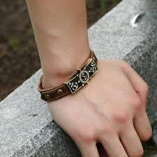 anchor bracelet women images Leather anchor bracelet for men guys women ccnc006 bt0136 ccgoodshop jpg