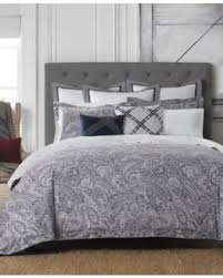 Paisley Comforter Sets Full Spectacular Deal On Tommy Hilfiger Josephine Paisley Full Queen